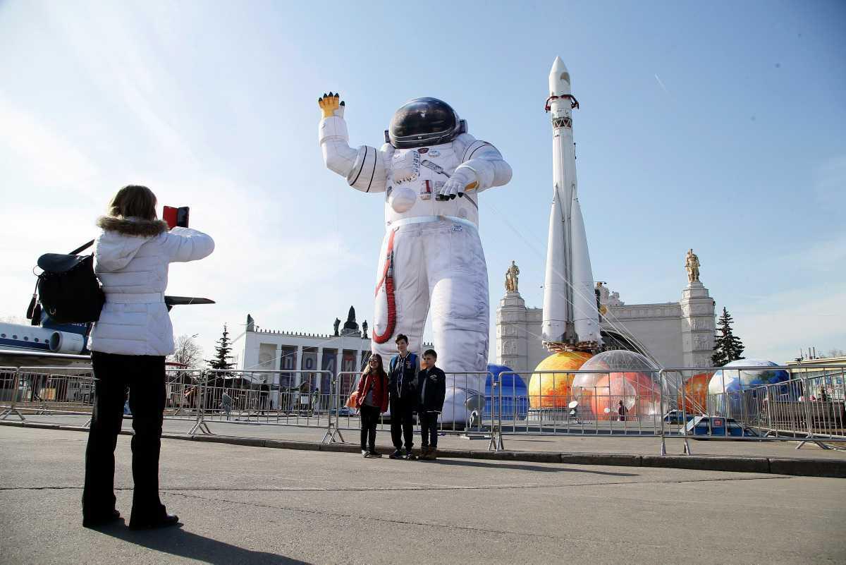 Il y a 60 ans, Youri Gagarine était le 1er homme à aller dans l'espace