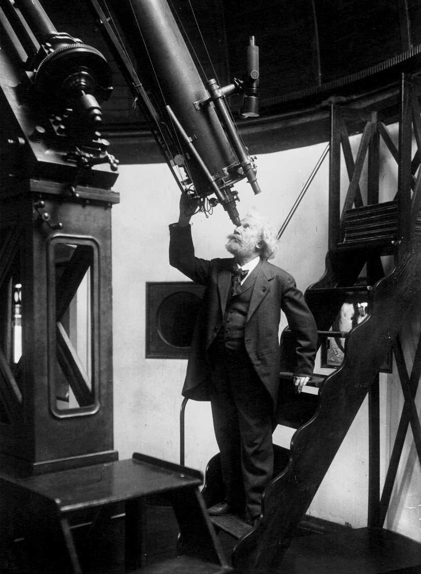 [Capsule temporelle] - Nicolas Camille Flammarion