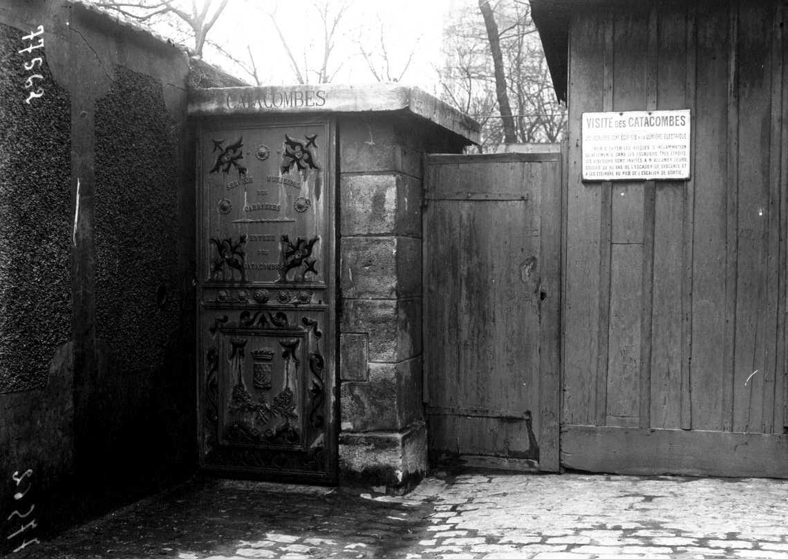[Capsule temporelle] - Les Catacombes de Paris
