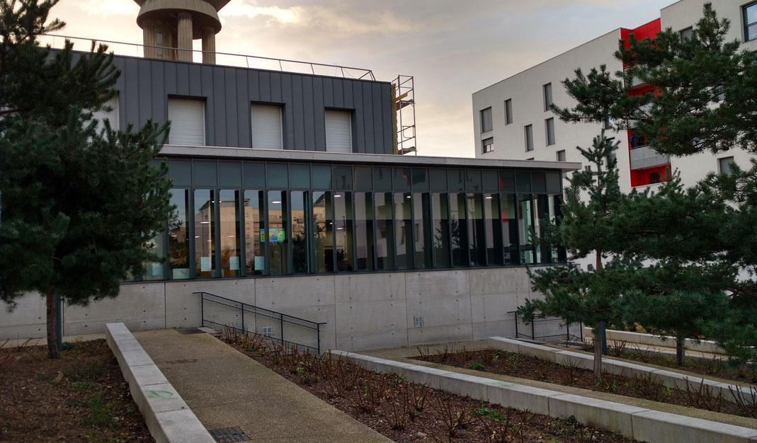 Maison des services publics de Vénissy