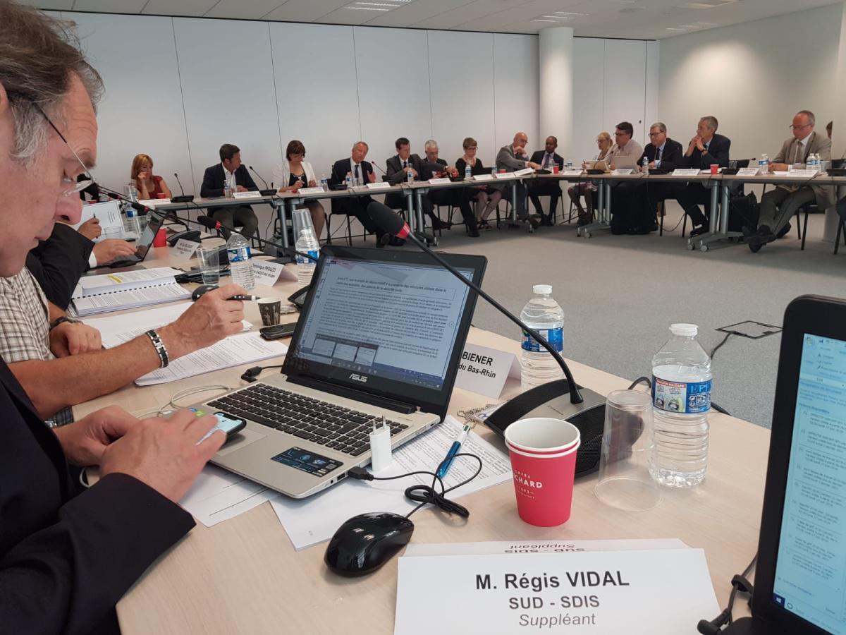 CNSIS Réunion plénière du 26 juin 2019