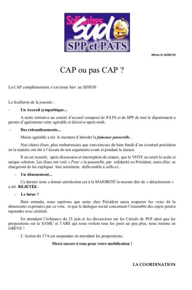 🐰🐰 CAP ou pas CAP ?? 🎩