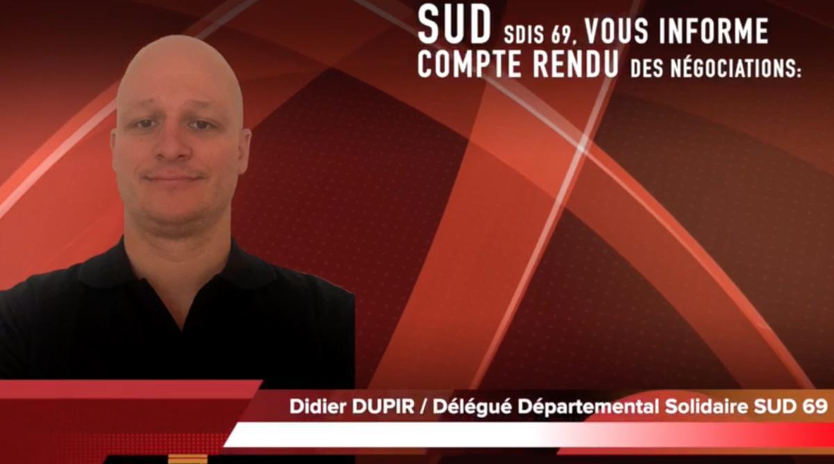 CR des négociations du 30/09/19