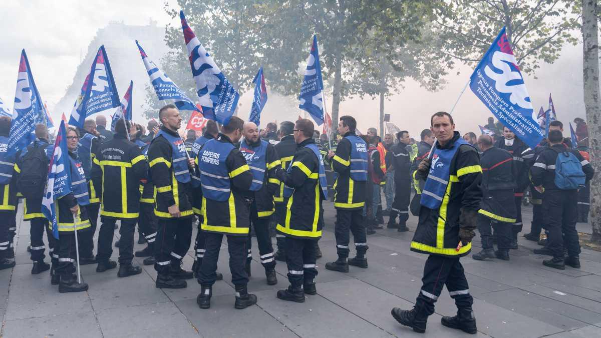 Paris le 15 octobre 2019
