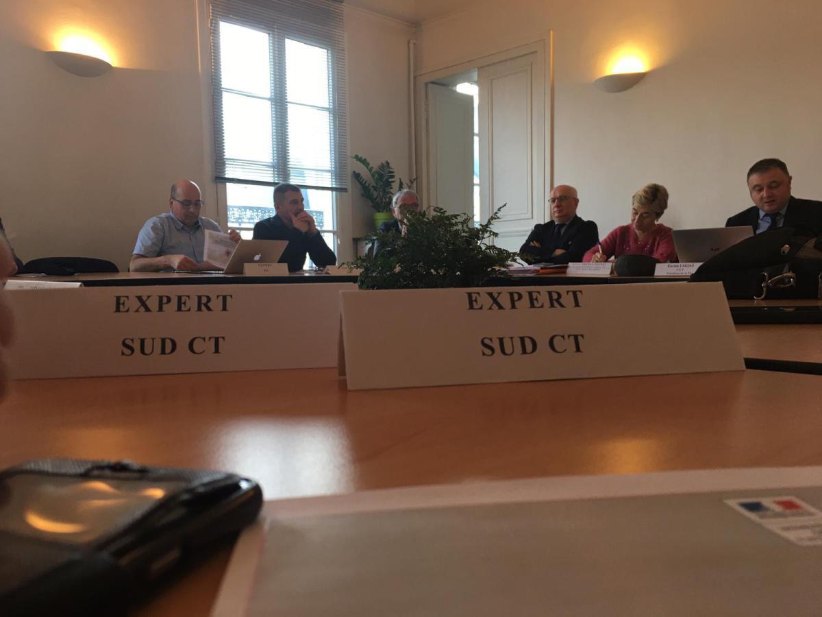 Conseil Supérieur de la Fonction Publique Territoriale