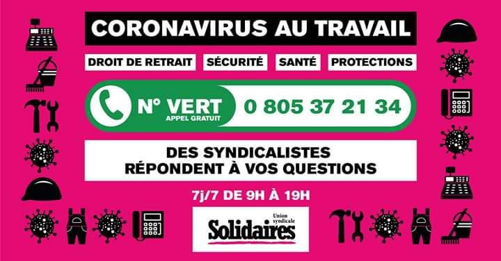 ☎️ Le numéro d'assistance syndicale ✊