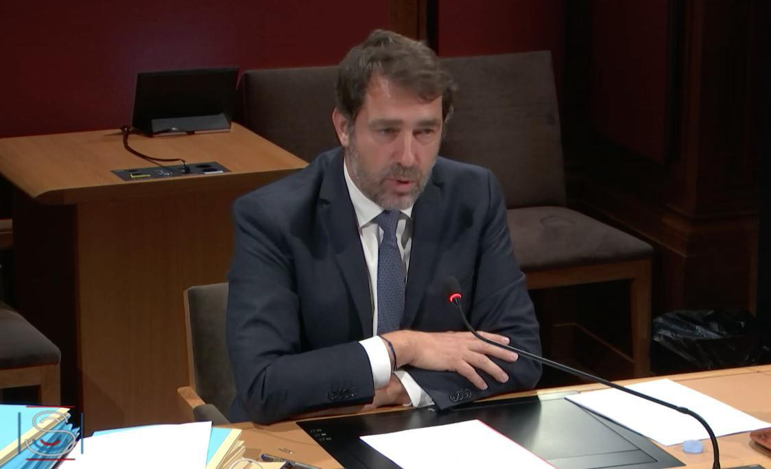 Mission de contrôle liée à l'épidémie de covid-19 - Audition de M. Christophe Castaner