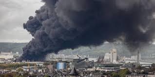 Retour d'expérience après l'incendie Lubrisol sept 2019
