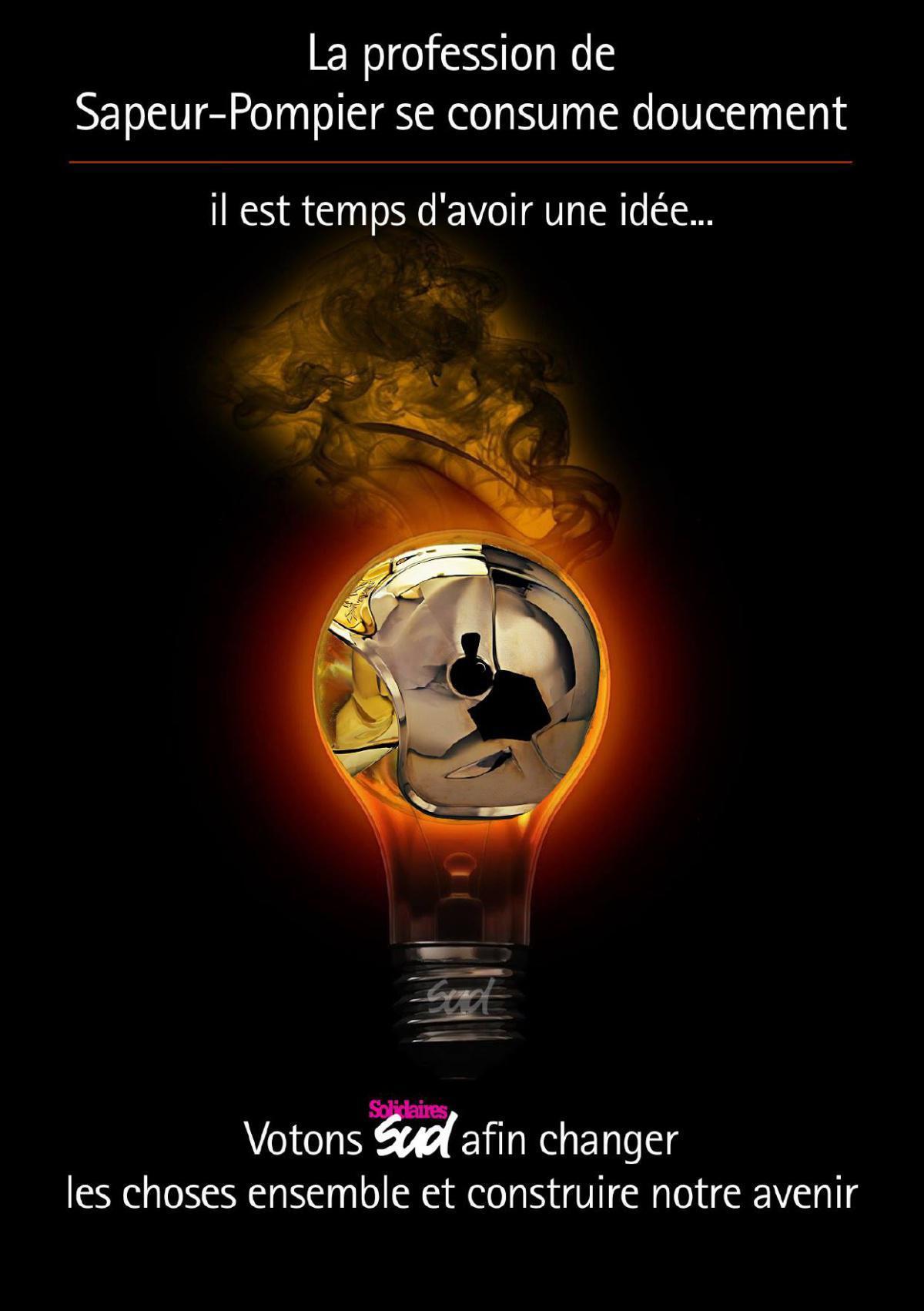 Elections CATSIS 2020 au SDIS de la Drôme du 13 au 20 octobre 2020