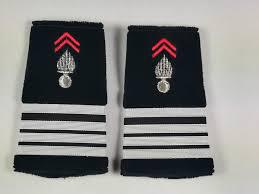 La liste des admissibles à l'examen professionnel de commandant.