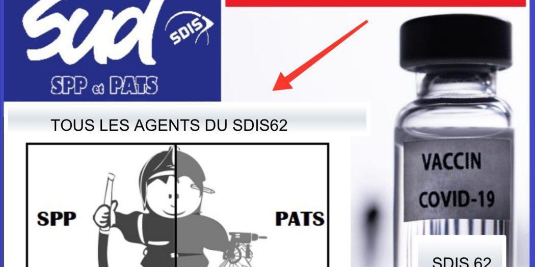Campagne vaccinale au SDIS62