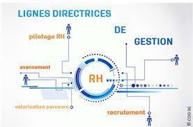 CR Réunion Lignes Directrices de Gestion du 9 mars 2021