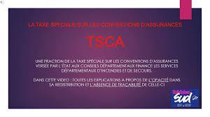 TSCA SDIS, les montants perçus par le Conseil Départemental de 2012 à 2020.