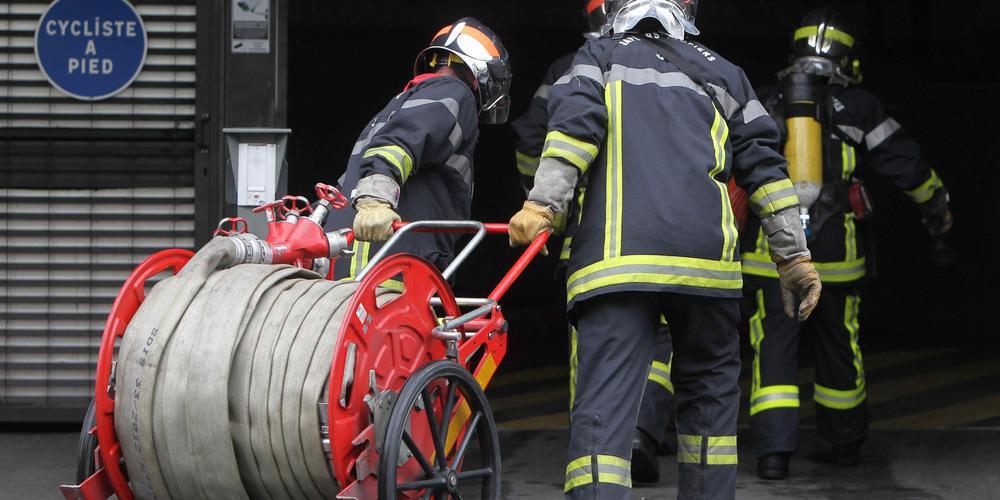 Gironde : « à bout », les pompiers menacent de faire grève