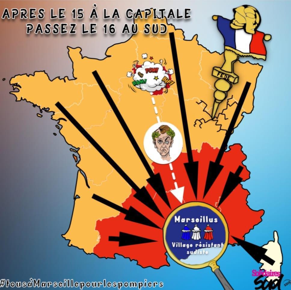 🇲🇫 MANIFESTATIONS DU 15 OCTOBRE À PARIS ET 16 OCTOBRE A MARSEILLE : C'est l'affaire de toutes et tous 👍