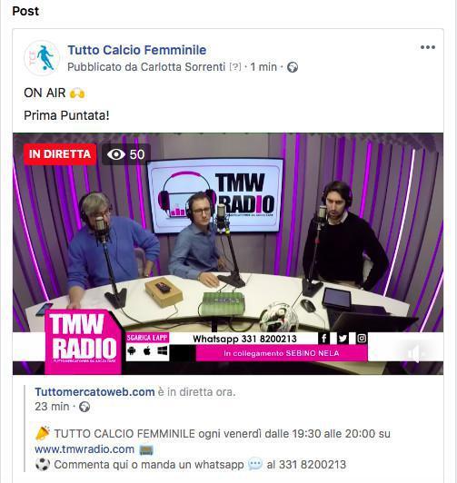 """Esclusiva TCF e TMW Radio - Nela (Roma): """"In prospettiva futura cerchiamo un grande bomber"""""""