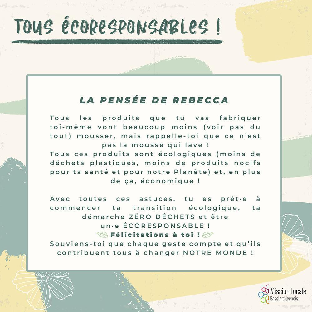 Tou·te·s Écoresponsables pour la semaine des Missions Locales !