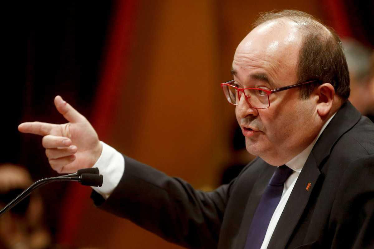 Debat sobre la inhabilitació del president Torra per part de la Junta Electoral Central