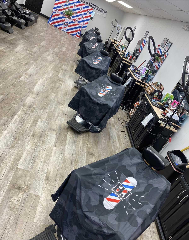 HJ Barbershop