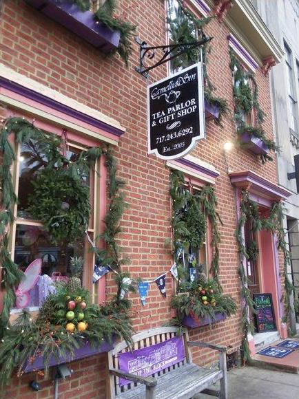 Camellia's Sin Tea Parlor & Gift Shop