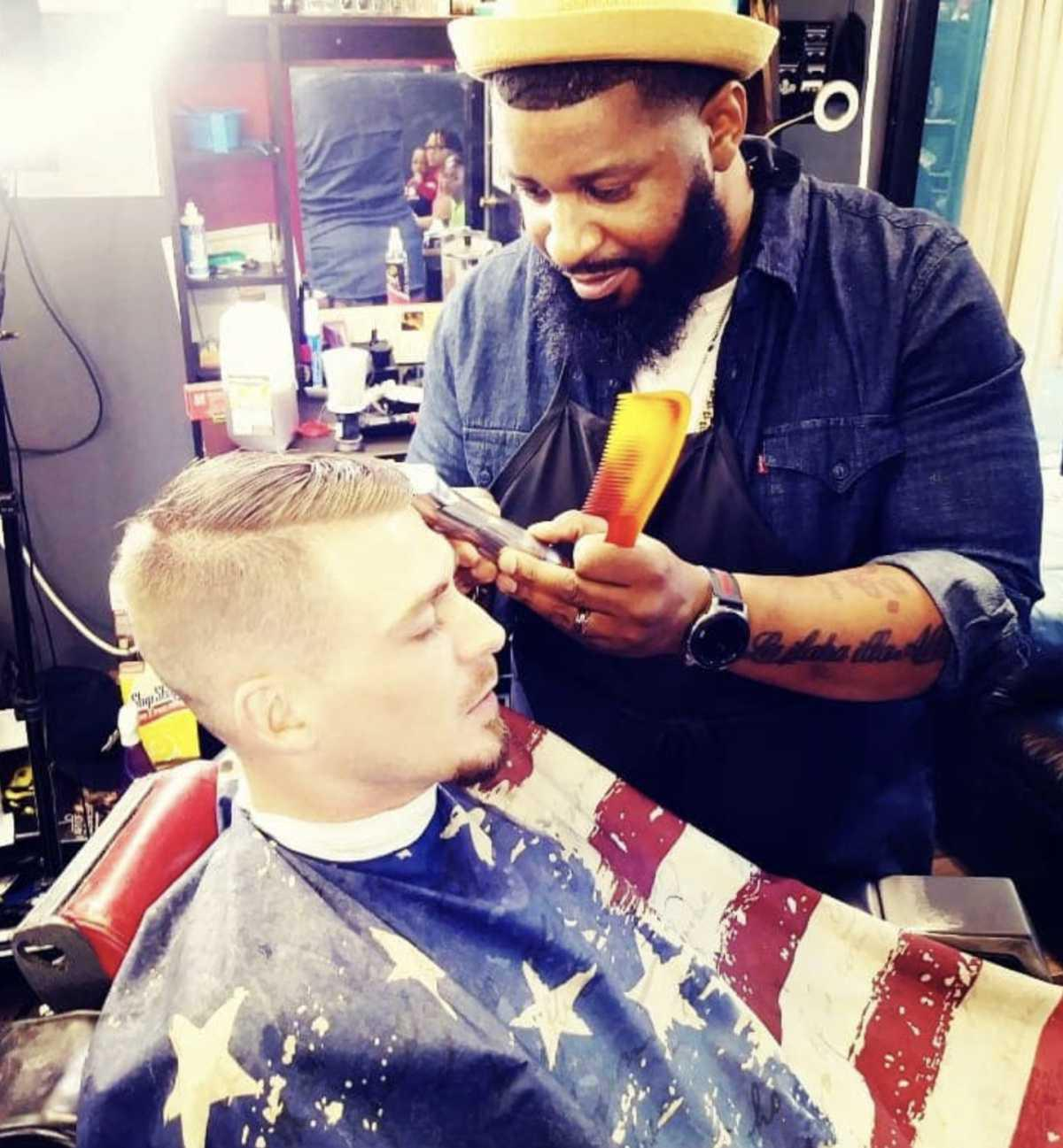 GQ Barber Shop