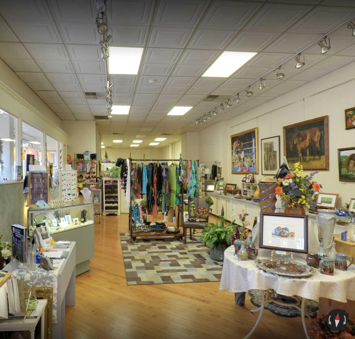 Nancy Stamm's Galleria