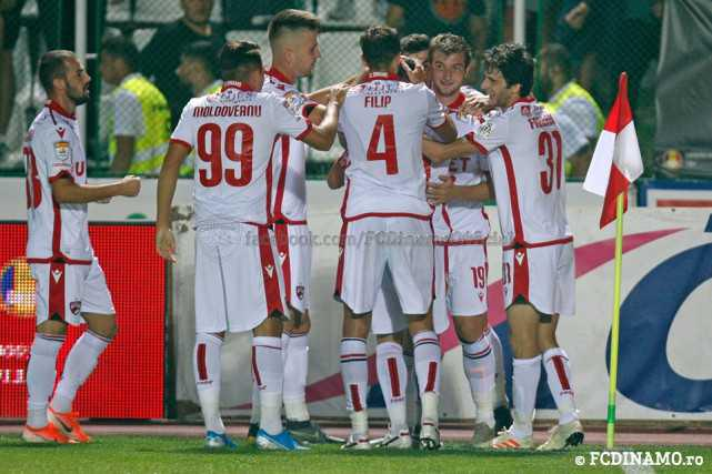 CASA LIGA 1 (etapa 8). Sepsi Sf. Gheorghe vs Dinamo București 0-1 (0-0)