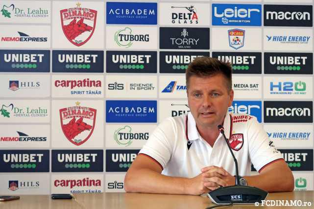 """UHRIN: """"Ştiu că este cel mai greu moment din istoria clubului, dar trebuie să ne revenim"""""""