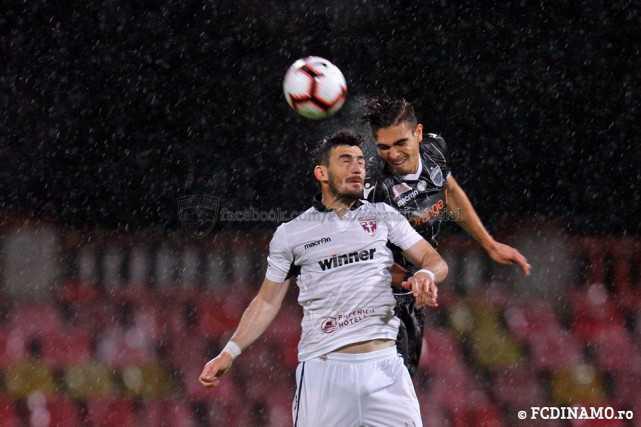 PLAY-OUT (etapa 14). DINAMO vs FC Voluntari 0-0