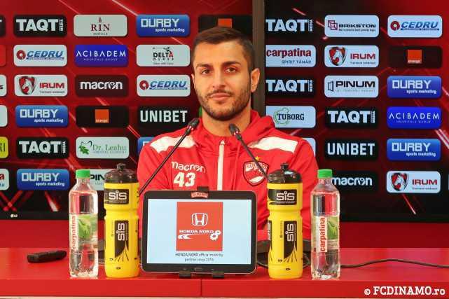 """MONTINI: """"Sunt mulţumit că Dinamo a fost o echipă mai bună în 2019, am făcut paşi importanți faţă de anul trecut"""""""