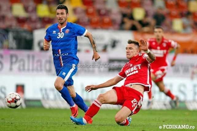 CASA LIGA 1 (etapa 9). Dinamo București vs FC Botoșani 1-1 (0-0)