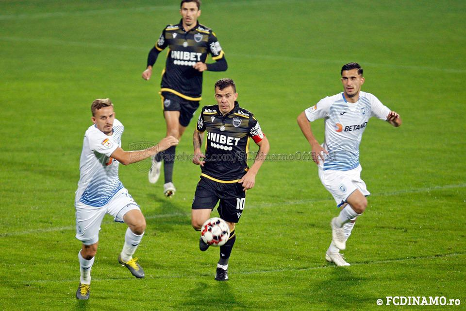 CASA LIGA 1 (etapa 15). Universitatea Craiova vs Dinamo București 4-1 (3-0)