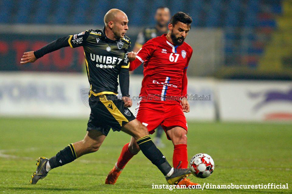 CASA LIGA 1 (etapa 22). FC Botoșani vs Dinamo București 1-0 (0-0)