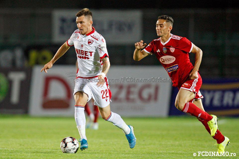 AMICAL ÎN SPANIA. Dinamo București vs Bochum 1-1 (1-0)