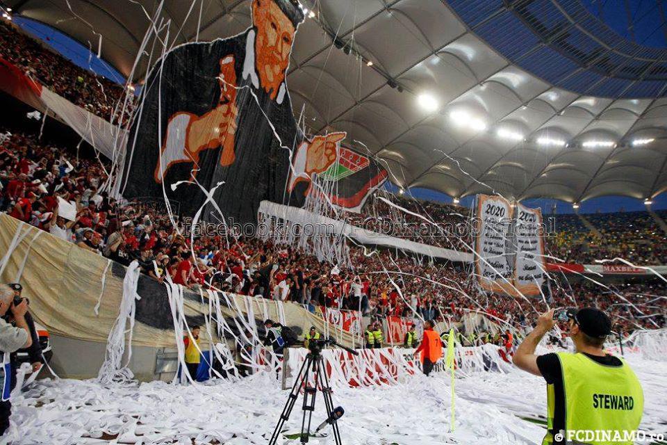 ÎMPREUNĂ SALVĂM DINAMO! Bilete la DINAMO vs FCSB pe Arena Națională