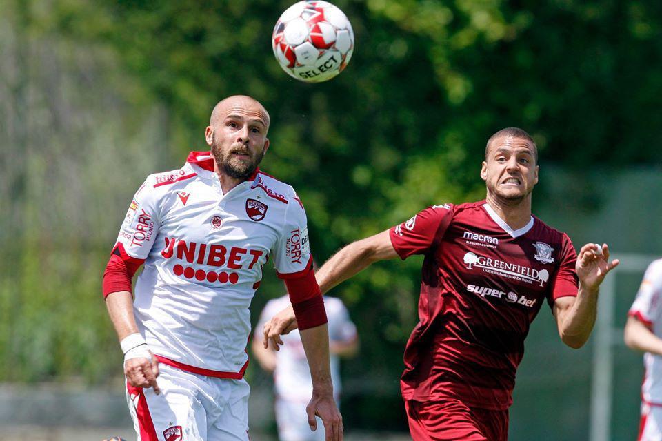 AMICAL. Dinamo vs Rapid 1-0 (0-0)