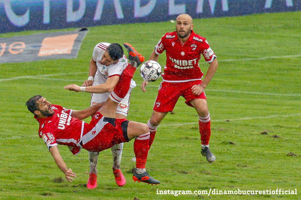 CASA Liga 1 (play-out, etapa 5). Dinamo Bucureşti vs Sepsi Sf. Gheorghe 1-3 (0-1)