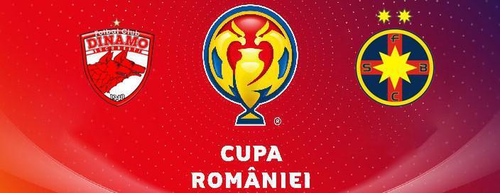 CUPA ROMÂNIEI (semifinale, prima manșă). Acreditări de presă la DINAMO vs FCSB