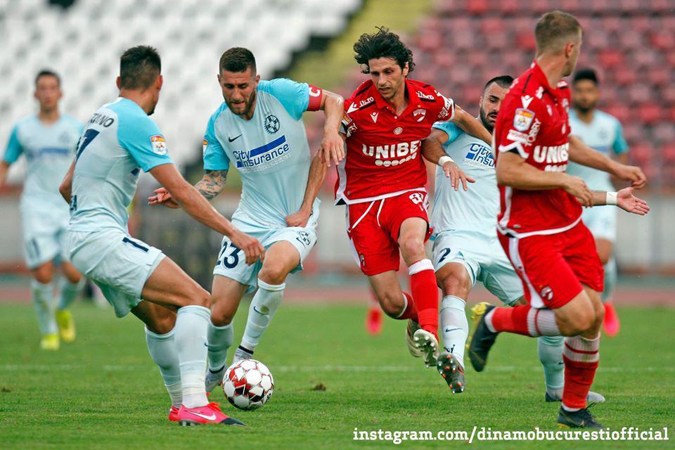 CUPA ROMÂNIEI (semifinale, prima manșă). DINAMO vs FCSB 0-3 (0-1)