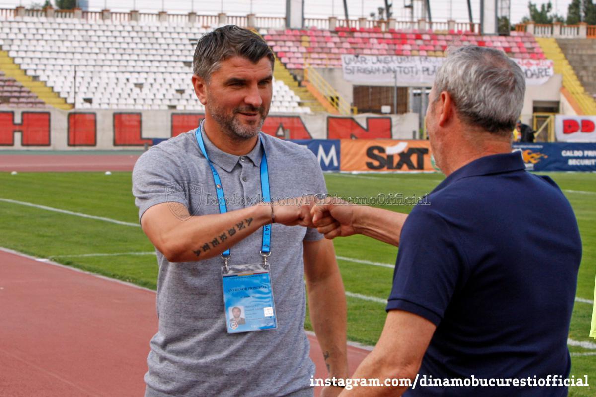 FOTO. Dinamo București vs Politehnica Iași 1-1 în imagini