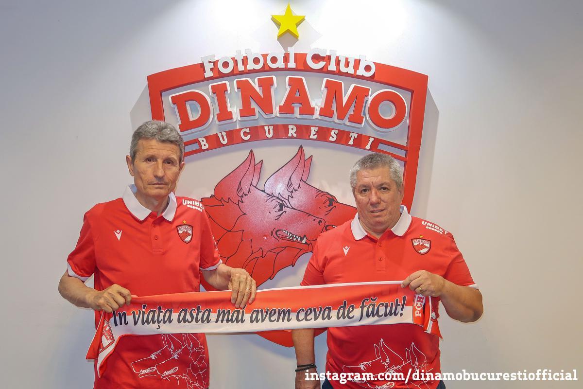 Mulțumim, Adrian Mihalcea! Succes, Gheorghe Mulțescu și Cornel Țălnar!