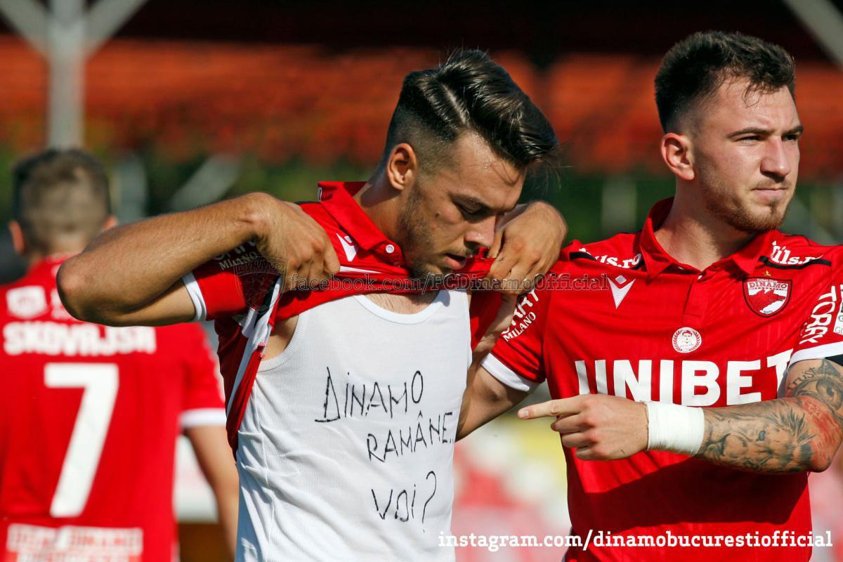CASA Liga 1 (etapa 14). Dinamo București vs Viitorul Constanța 1-1 (1-1)