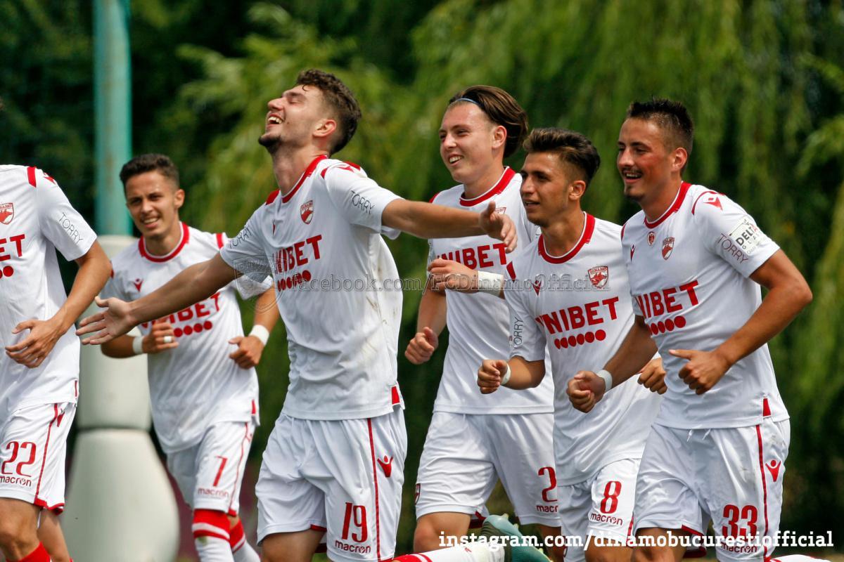 FC Dinamo B în Liga 3