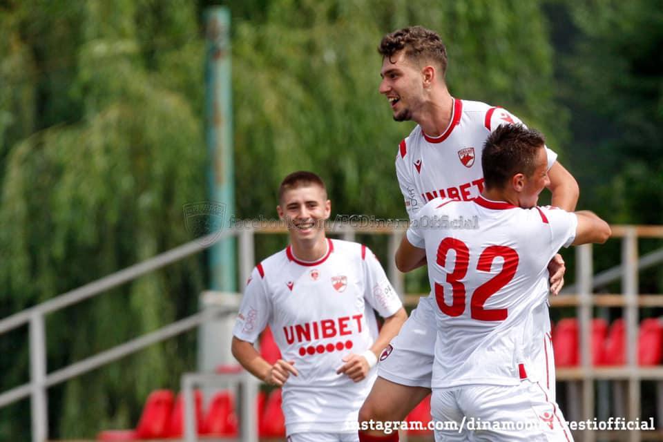 Dinamo B, înscrisă în Liga 3