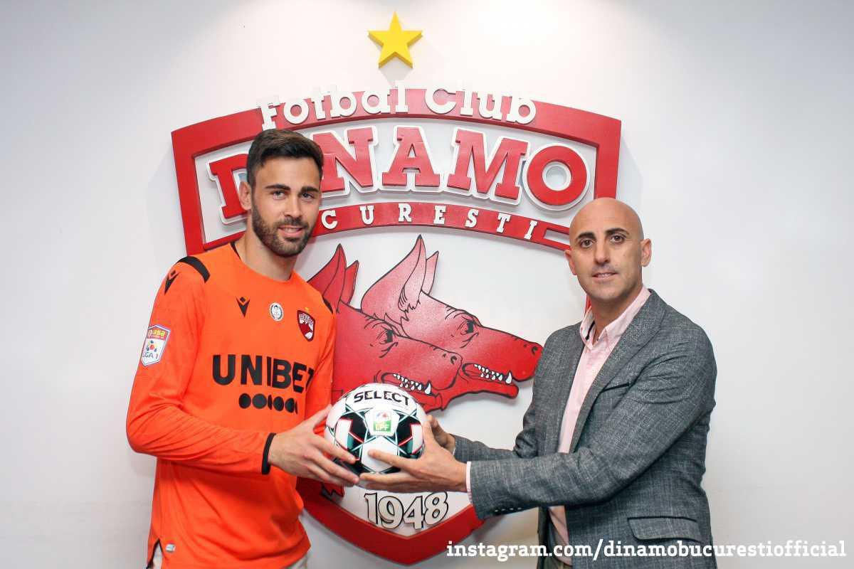 Bun venit la Dinamo București, Tomas Mejias!