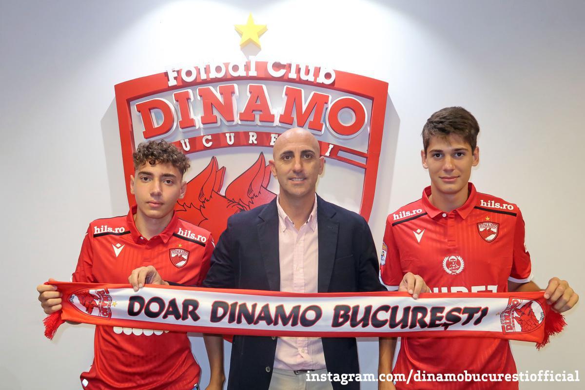 Ahmed Bani și Valentin Borcea, contracte până la 30 iunie 2025