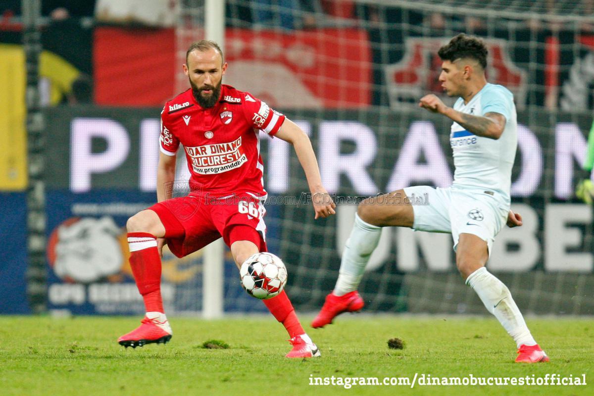 FCSB vs Dinamo București se joacă pe 3 octombrie (ora 21:00)