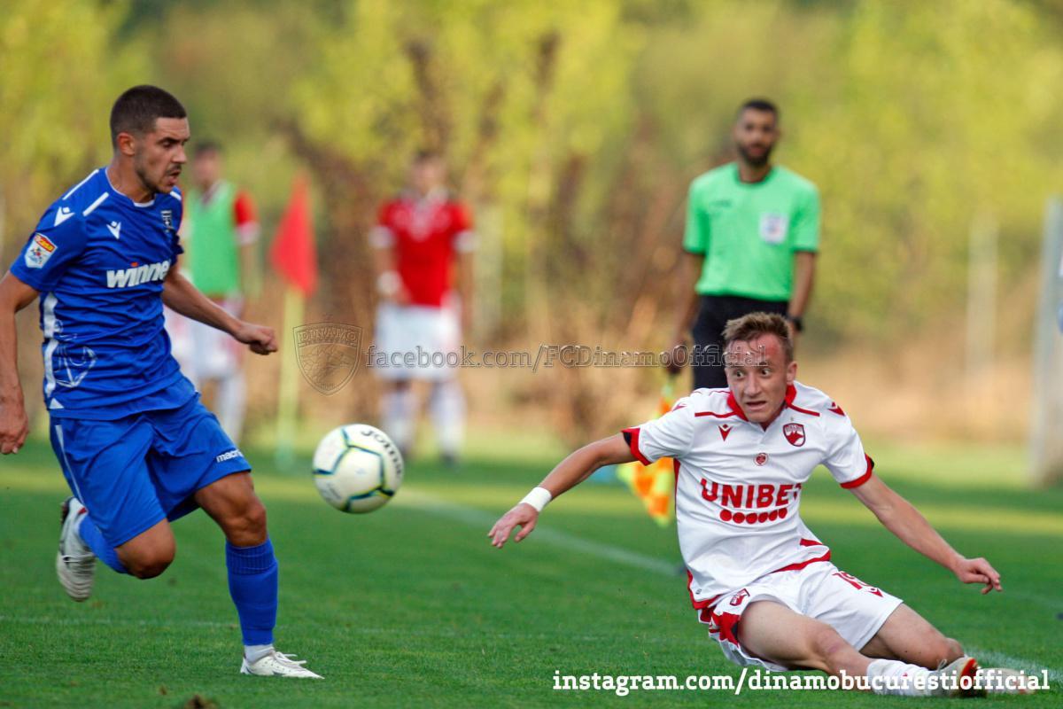 LIGA 3. Dinamo 2 București vs FC Voluntari 2, scor 1-2 (0-1) la Buftea