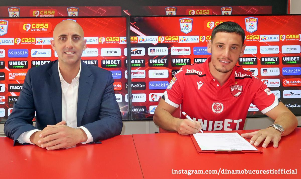 Bine ai revenit la Dinamo București, Paul Anton!