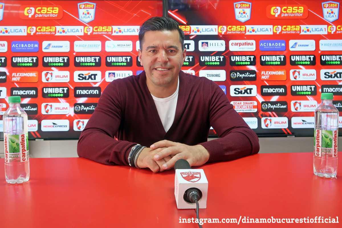 VIDEO. Cosmin Contra despre Dinamo București vs Universitatea Craiova